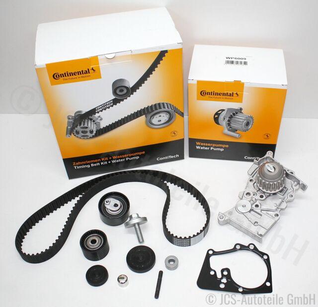 CONTI/Contitech Zahnriemensatz + Wasserpumpe CT1179WP3 Renault/Dacia TOP NEU