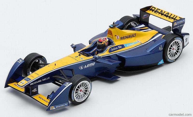 El nuevo outlet de marcas online. Renault E.Dams Champion Season 2 2 2 Formula E 2016 Sebastien B 1 18 SPARK 18FE02  barato