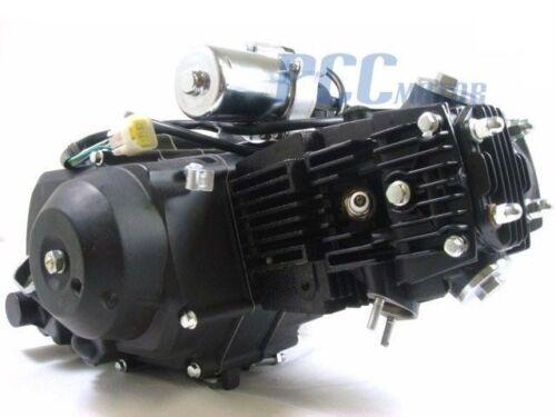 125CC FULLY AUTO ENGINE AIR COOL W// ELECTRIC START ATV MOTOR SDG I EN16-BASIC