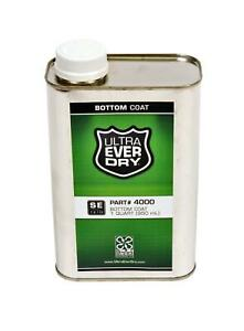 Ultratech 4000 Ultra Ever Dry Bottom Coat 1 Quart