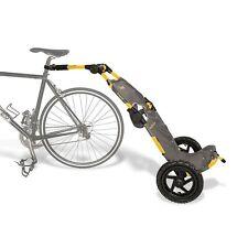Burley Travoy Urban Trailer System-Yellow-Bicycle Trailer-Bike Cargo Trailer
