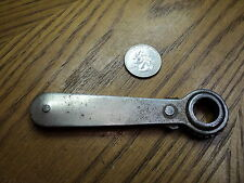 "Vintage Small 9/16"" Ratchet Tool - 4-1/2""  - Japan"