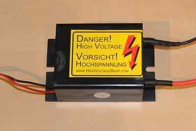 -30kv Hv-generator Modul 12vdc -> -30.000vdc Negative Ion Generator High Voltage Kann Wiederholt Umgeformt Werden.