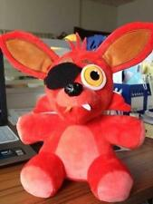 "New FNAF Five Nights at Freddy's Fan Made Foxy Plushie 10"" Plush Toy"