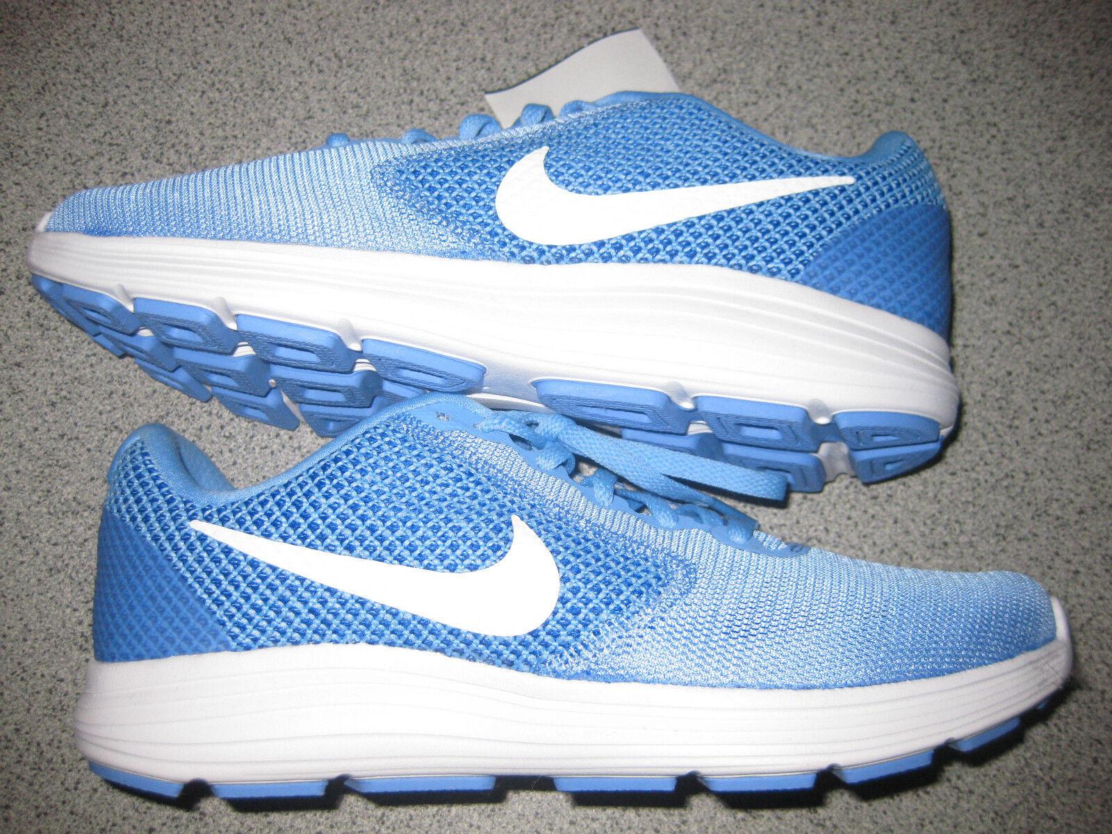 NIKE Damen Running Sneaker chalk 819303 400 REVOLUTION 3 chalk Sneaker blue 38,5 Blau NEU OVP b5c514