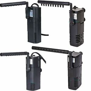 Aquarium-Internal-Filter-3-in-1-Multi-Function-Pump-Fish-Tank-80-90-160-210-GPH