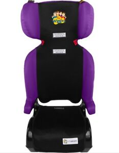 Image Is Loading InfaSecure The Wiggles Traveller II Car Folding Booster