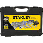 Stanley STMT80759 70-piece Socket Mechanics Tool Set
