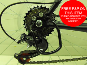 DERAILLEUR GUARD TO PROTECT YOUR GEARS BOLT ON TYPE