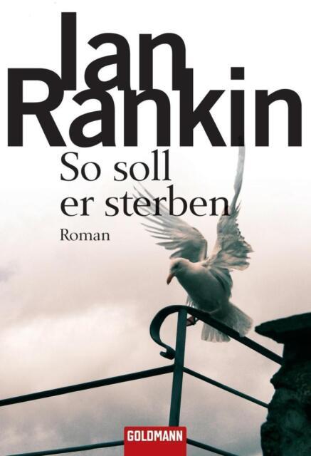 So soll er sterben ► Ian Rankin (Taschenbuch) ►►►UNGELESEN