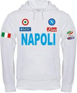 felpa Napoli nuove