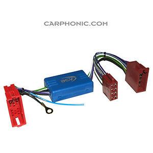 AUDI-AKTIVSYSTEM-RADIO-STECKER-ADAPTER-ANSCHLUSS-A2-A3-A4-A6-A8-TT-AKTIVADAPTER