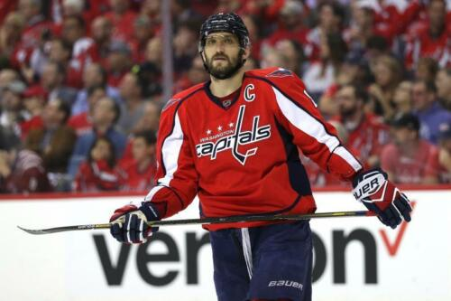 0fe43e2d489 3 of 4 Alex Ovechkin Washington Capitals Reebok Nhl Home Premier Jersey New  With Tags