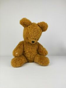 Vintage-Teddy-Bear-Sheep-Hide-Fur