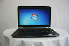 "GREEN Laptop Dell Latitude E6220 12.5"" core i5 4GB 500GB Windows7 Webcam Grade A"