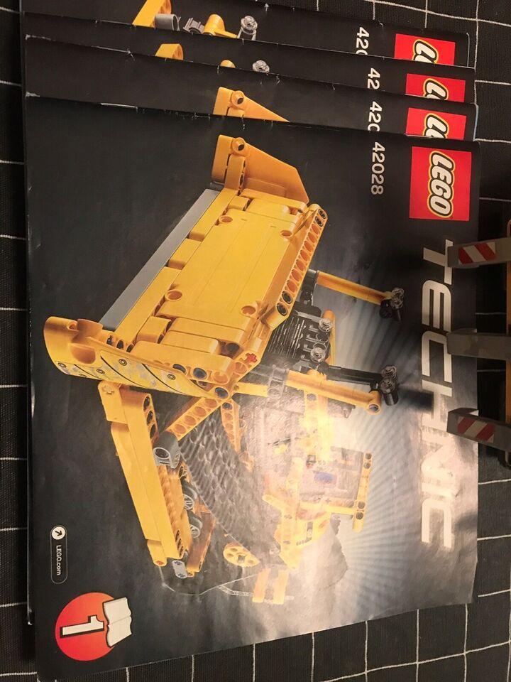 Lego Technic, 42028