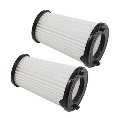 2x Lamellenfilter Innenfilter Feinfilter für AEG Ergorapido CX7-2