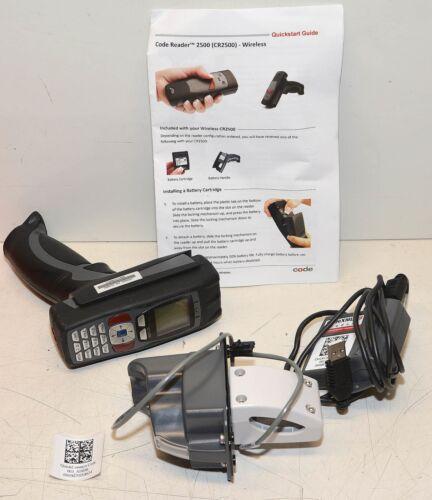 CODE Industries 2500 Wireless Bluetooth Scanner Kit 512G/_01