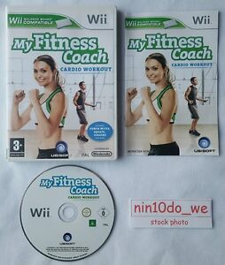 look good shoes sale get new best sell Details about My Fitness Coach CARDIO WORKOUT [Wii] - COMPLETE -