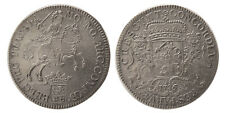 PCW-W921-NETHERLANDS, Overyssel. 1736 AD. Ducaton or Silver Rijder.