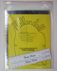 Hallandall-Graph-Helps-for-Machine-amp-Hand-Knitters-Picture-Intarsia-Punchcards