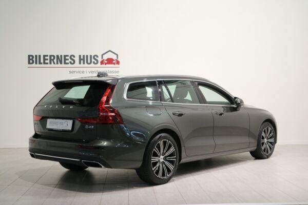 Volvo V60 2,0 D4 190 Inscription aut. - billede 1
