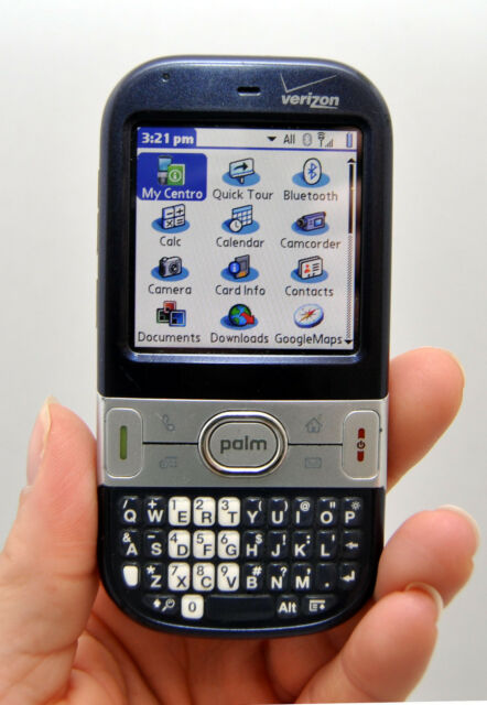 palm centro 690 blue verizon smartphone ebay rh ebay com HTC Smartphone Manual Samsung Galaxy 5.0 User Manual