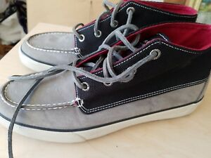 OBO-Men-039-s-Sperry-top-sider-ankle-boots-size-8
