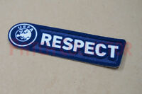 UEFA Respect 2011-2012 Sleeve Soccer Patch / Badge