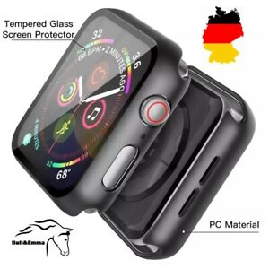 Apple-Watch-Series-3-4-5-6-Gr-40-42-44mm-Huelle-iWatch-Bumper-Displayschutz