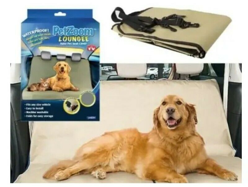 New! Universal Pet Seat Cover for Cars