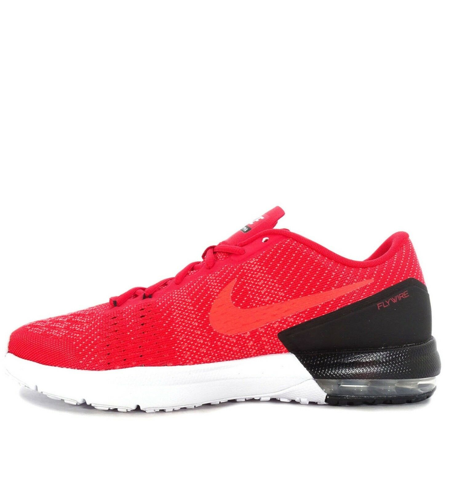 BNWB Max Nike Para Hombre Air Max BNWB Tifa Rojo Negro Blanco Zapatos  de entrenamiento 820198616 Reino Unido 8 10 62738e