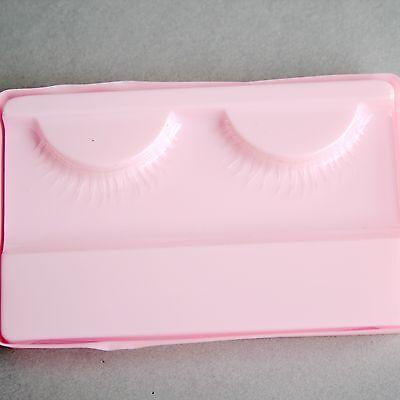 [wamami]Handmade White Eyelashes SD DZ DOD MSD Luts BJD Dollfie