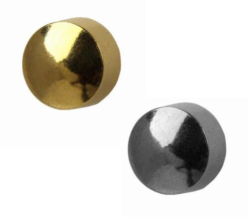 Studex Ear Piercing Mini Stud Earrings Traditional 2mm Ball Gold Plated / Steel