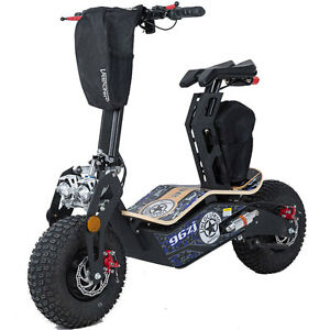 Mototec Mad 1600w 48v Electric Scooter Mt Mad 1600
