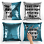 Personalised-Sequin-Cushion-Magic-Mermiad-Text-Reveal-Pillow-Case-amp-Insert thumbnail 13