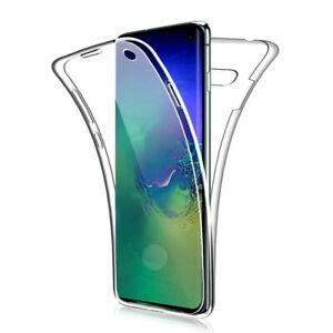 Panzerfolie-fuer-Samsung-Galaxy-S10-S10-Plus-360-grad-Huelle-Vorne-Hinten-Case