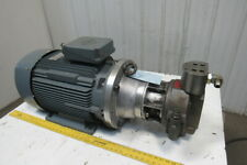 Vem Moog K11r180l4 2226kw 480v 5060hz Radial Piston Pump 280 Bar