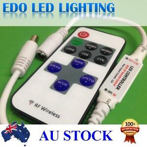 LED-strip-lights-remote-controller-dimmer-single-color-strip-3528-5050-Wireless