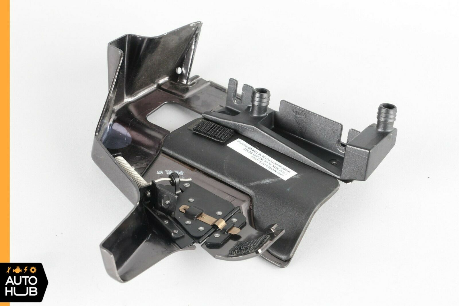 90-02 Mercedes R129 300sl Sl500 500sl Weich Top Klappe Rand Rand Rand Hinten Links 8cded9