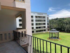 Se renta departamento en Zona Esmeralda, Real Antigua
