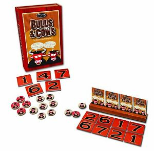 Bulls-and-Cows-Card-Game-Front-Porch-Classics-Family-Card-Dice-New-Sealed-8