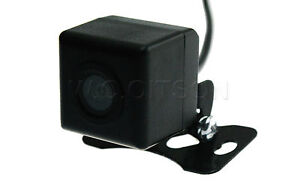 Vehicle Electronics & Gps Color Rear View Camera W/ Quick Connect For Jensen Vx7014 Vx-7014