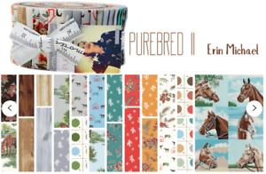 PUREBRED II Moda Jelly Roll