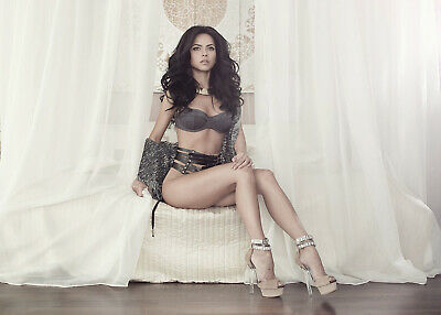 Stockings girl set #10 Sonia 6 7x5 inch photos Free shipping worldwide