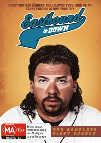 1 of 1 - Eastbound And Down : Season 1 (2010, 2-Disc Set) New, Dead Stock, Genuine D23