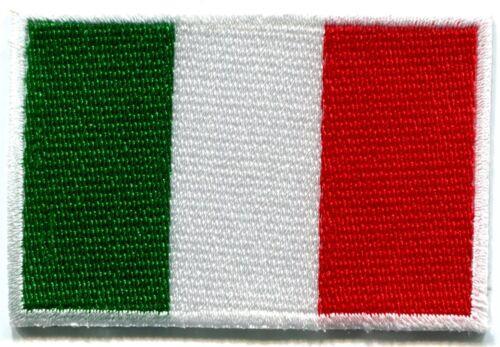 Drapeau Italien Italie Rome Venise Europe Applique iron-on patch S-101 NEUF
