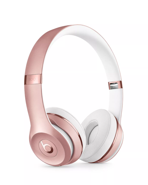 Beats by Dr. Dre Solo3 Wireless On the Ear Headphones  Rose Gold
