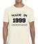 Made in 1999 Hommes T Shirt Drôle 21ST Anniversaire Idée Cadeau Cool Blague Cadeau Top