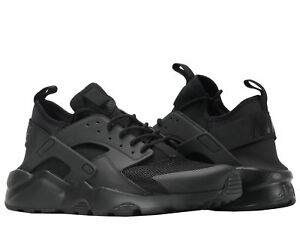 a222ca39bee32 Nike Air Huarache Run Ultra Black Black Men s Running Shoes 819685 ...